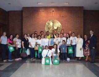 Visita Estudiantes Sede Morales – Izabal