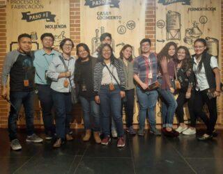Visita a Cervecería Centroamericana – Administración de Empresas