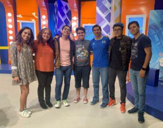Visita a Canal Guatevisión – IV Producción Audiovisual
