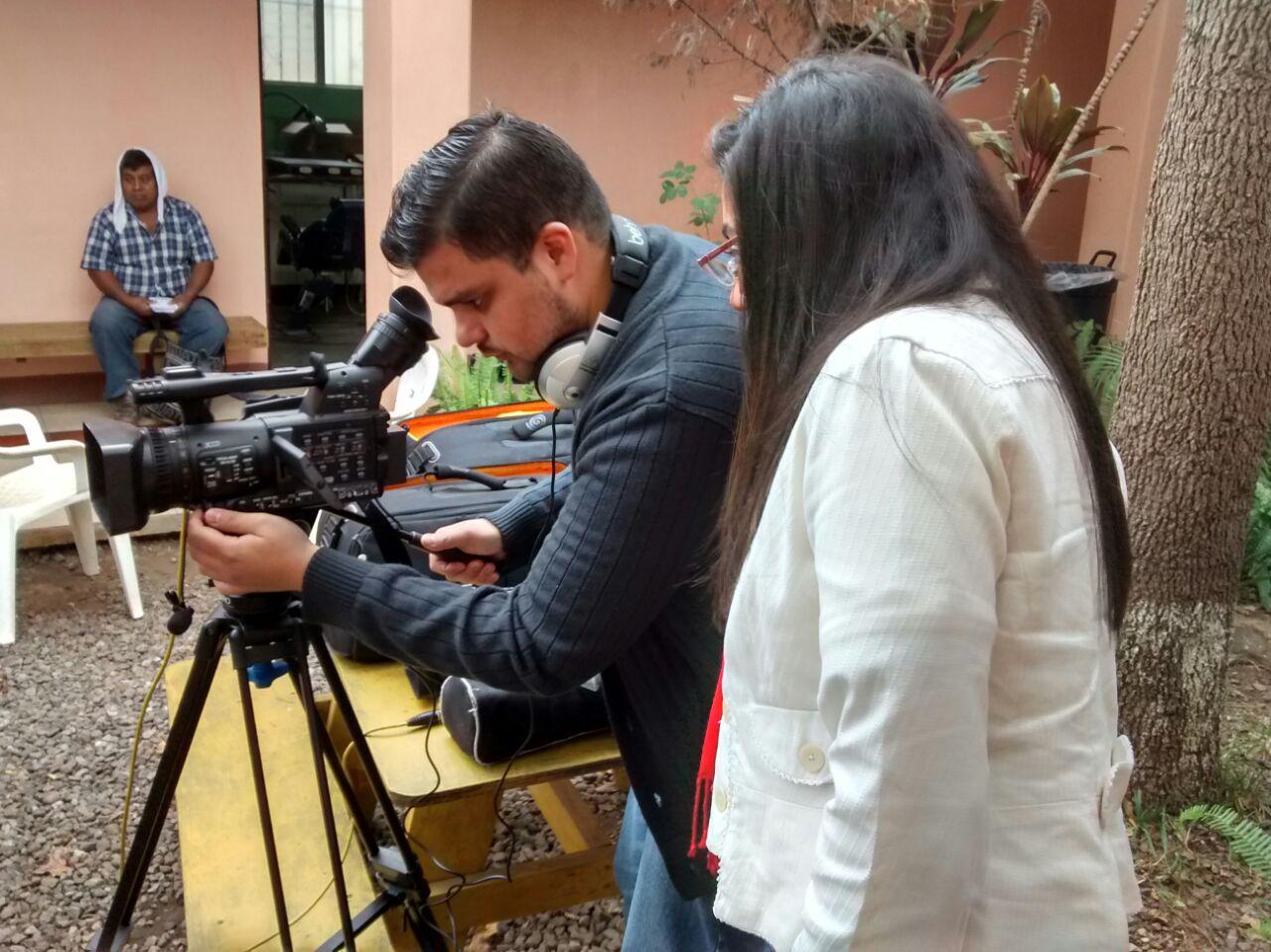 Producción Audiovisual Sulla Strada