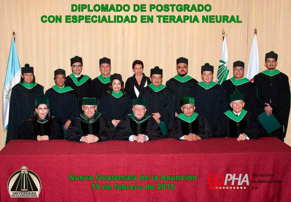 Diplomado de Post Grado con Especialidad en Terapia Neural