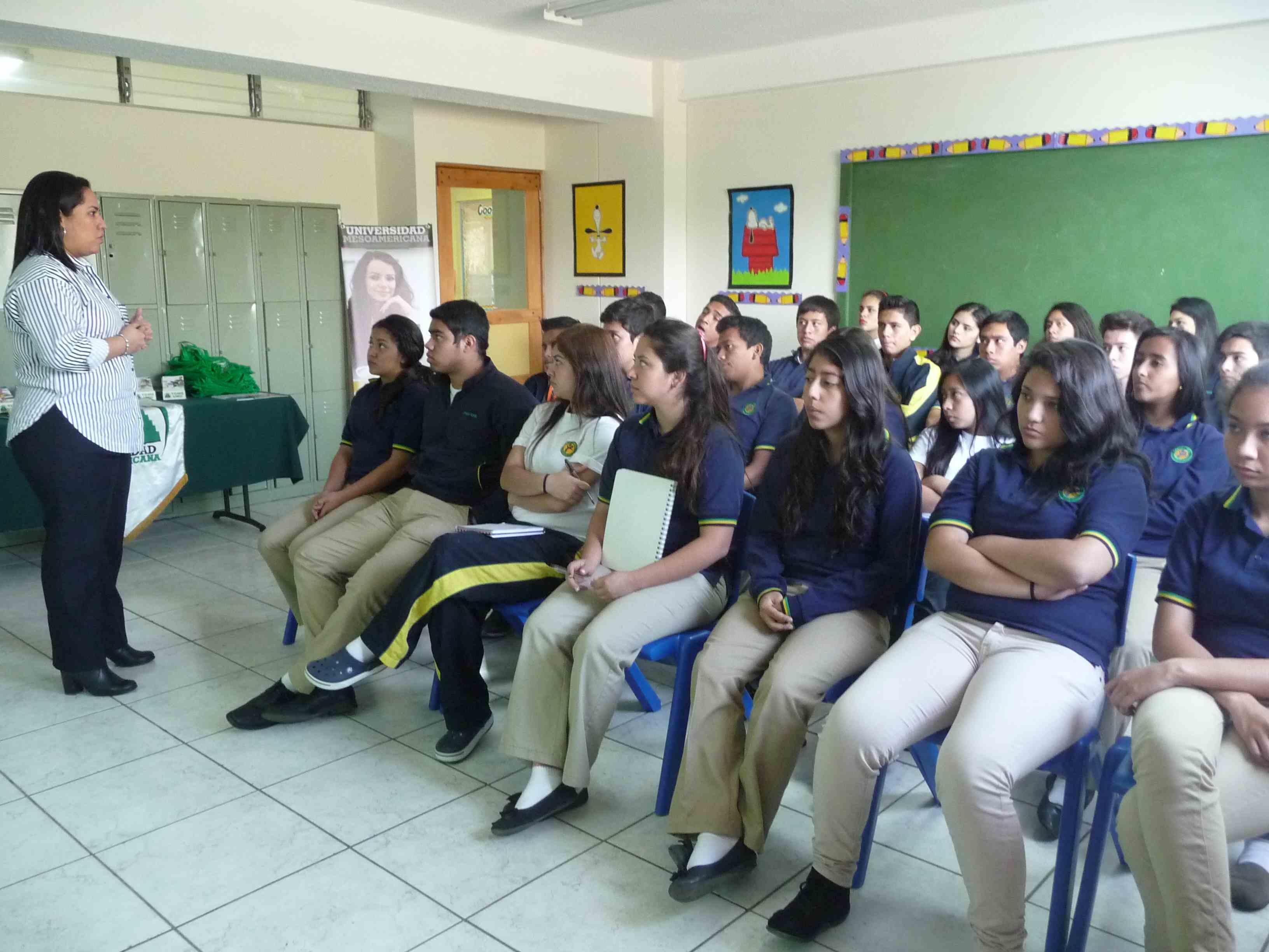 Visita Colegio Bilingüe Campo Verde