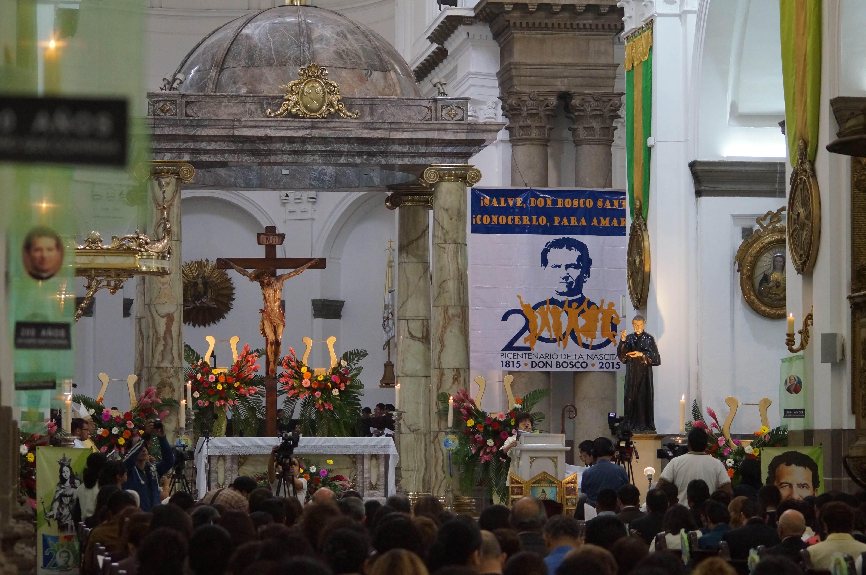 Tedeum Don Bosco