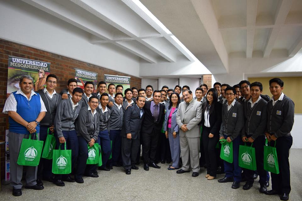 Visita Colegio San Pablo