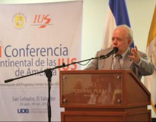 VI Conferencia Continental de las IUS de América Latina