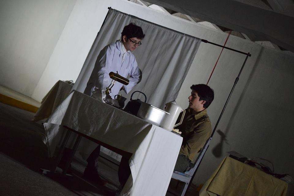 Presentación Proyectos Teatrales