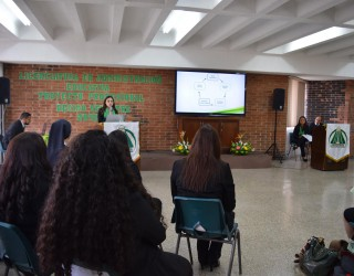 Presentación Proyecto Profesional Facultad de Ciencias Humanas