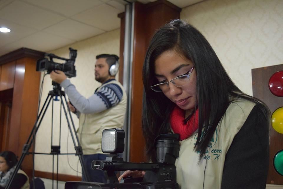 Producción Audiovisual UMES – EUPHA (Equipo No.2)