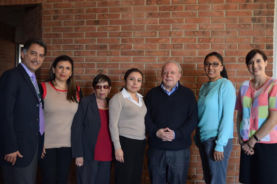 Visita Autoridades Universidad Salesiana de México D.F.