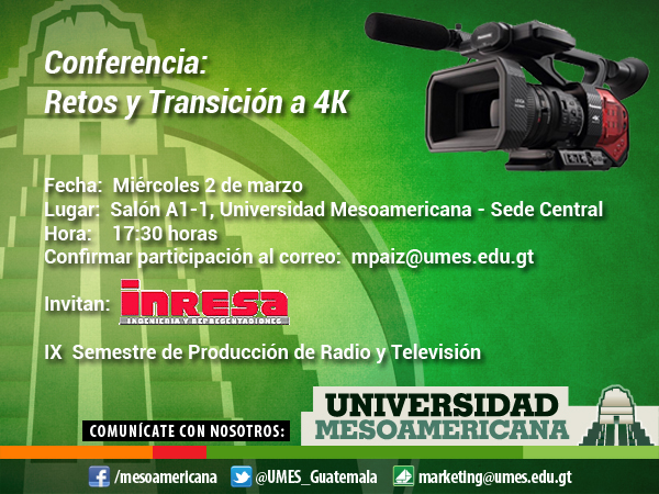 Conferencia INRESA