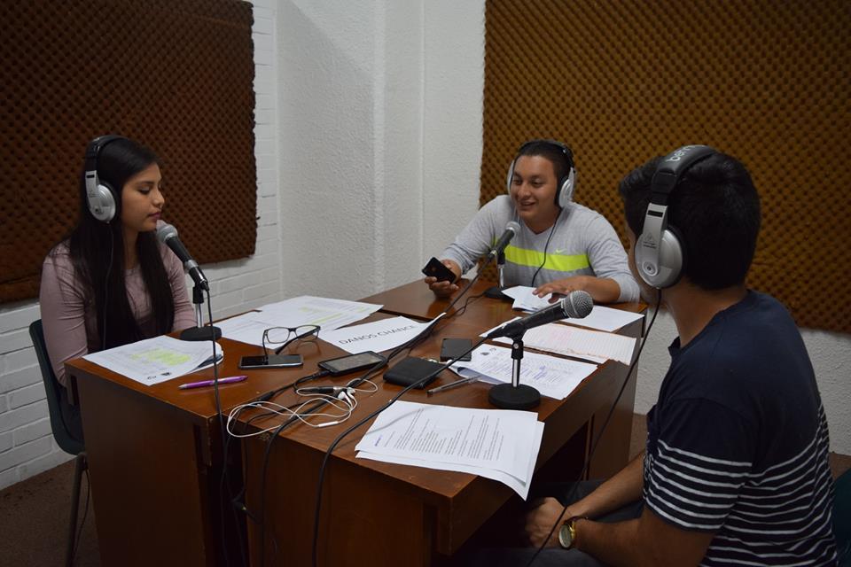 """""""Pilas Guate"""" 1era Emisión – UMES Radio"""