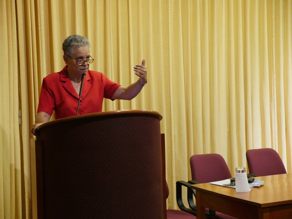 Conferencia Conociendo las Instituciones Jurídicas de Guatemala