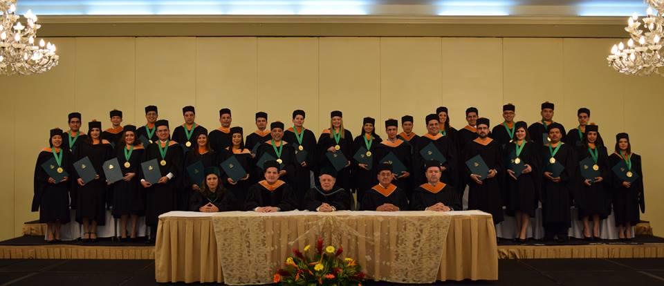 Acto de Graduación Maestrías 2016