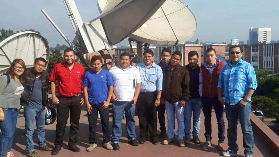 Visita Instalaciones Grupo Albavisión