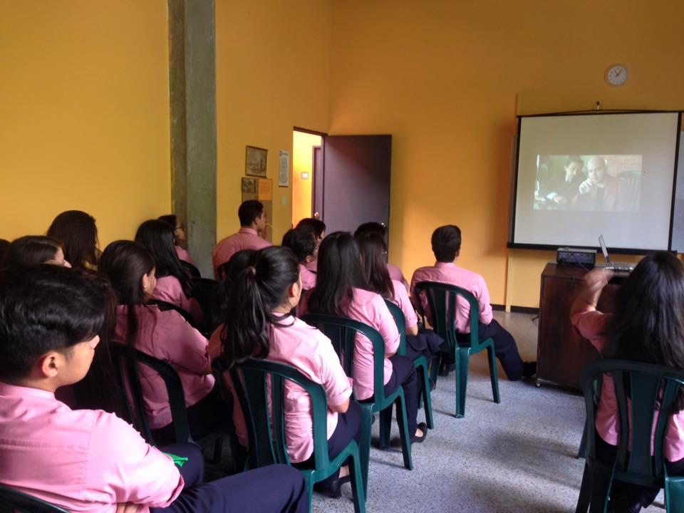 Visita Colegio Boston – Antigua Guatemala