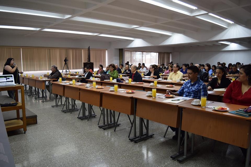 Sesión General Catedráticos – Segundo Ciclo 2016