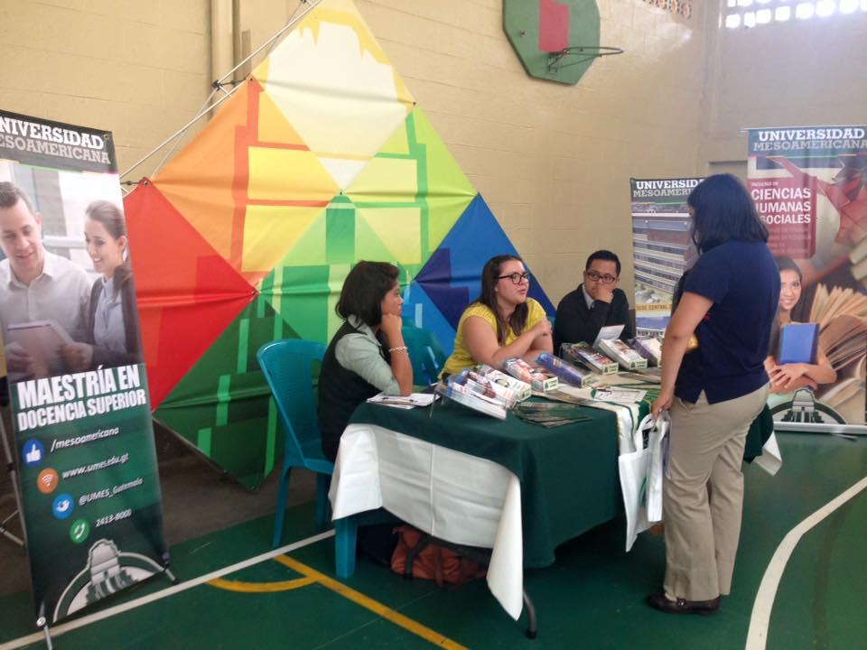 Feria de Universidades – Colegio Capuilliez