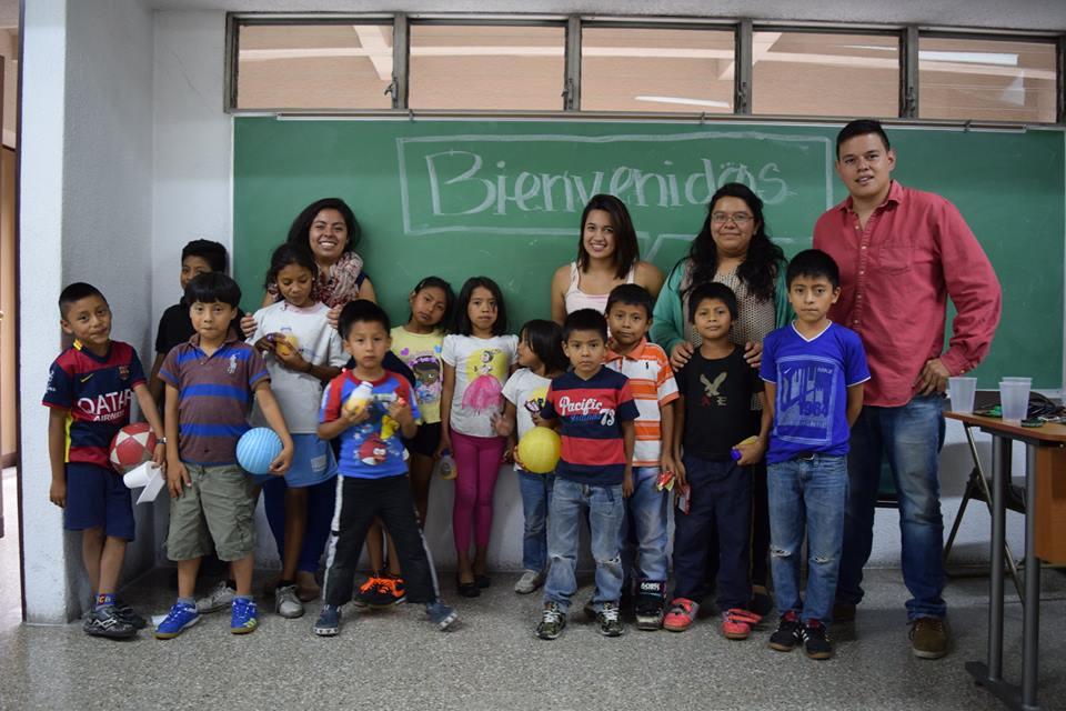 Conviencia Niños Oratorio Santo Domingo Savio