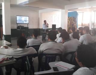 Conferencias Tecnología – Colegio I.T.C.