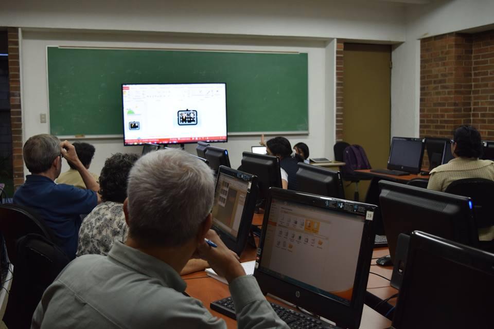 Capacitación Docente – TIC's
