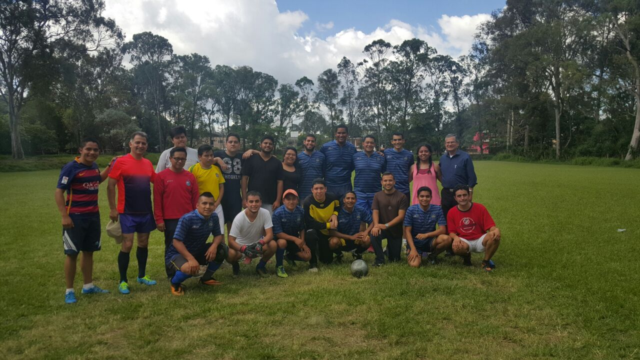 Partido Amistoso de Fútbol
