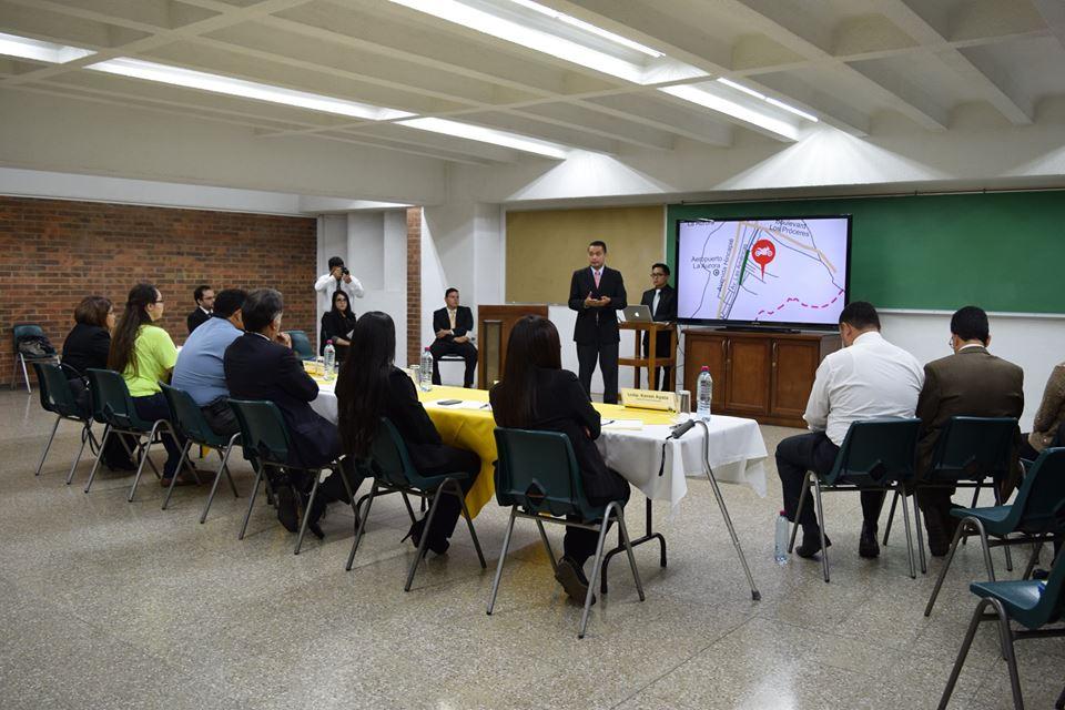Presentación Fase de Investigación – Proyecto Profesional Comunicación