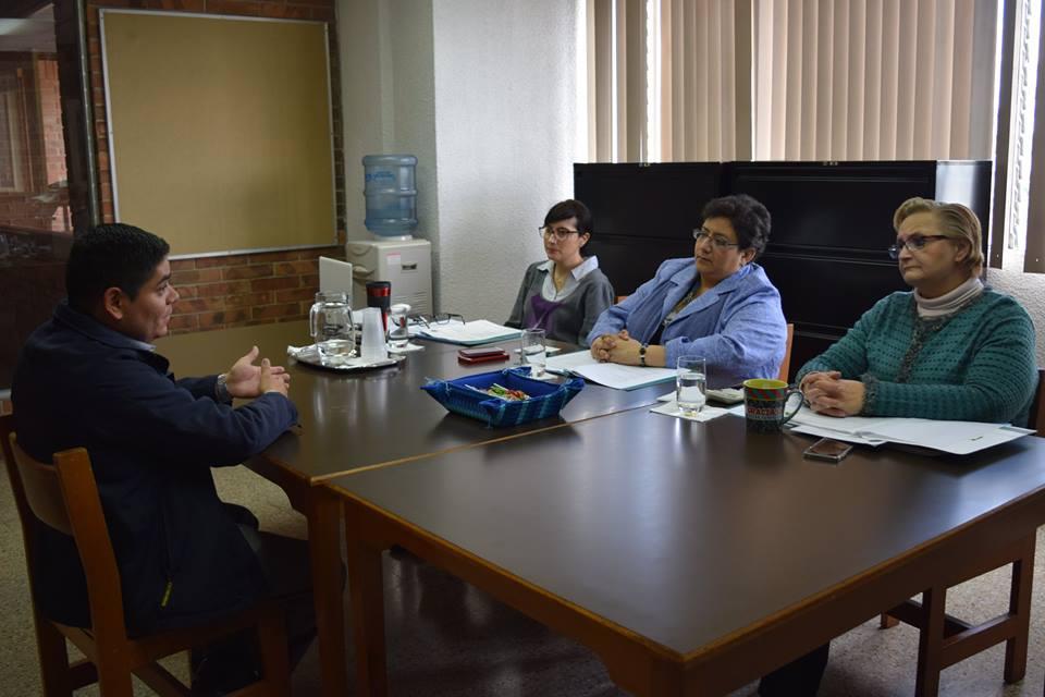 Examen General Privado Fase Oral – Facultad de Humanidades