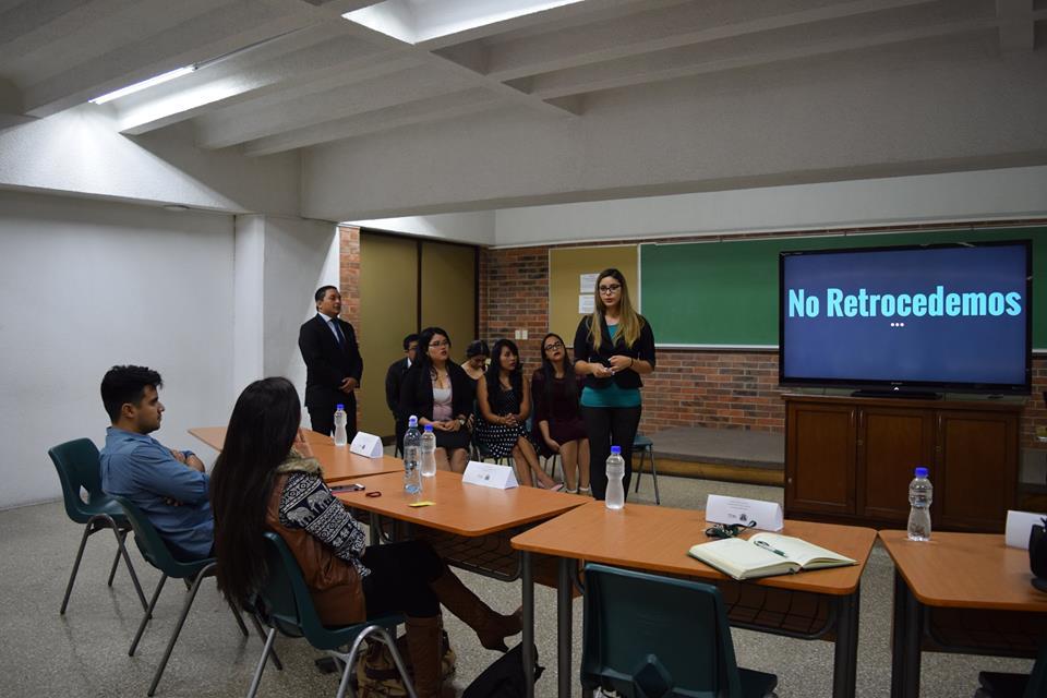 """Proyecto Audiovisual """"No Retrocedemos"""""""