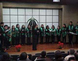 Encuentro de Coros Universidad Mesoamericana
