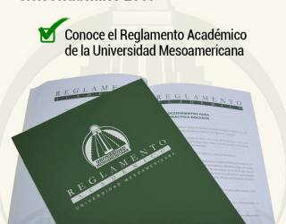 Reglamento Académico 2017