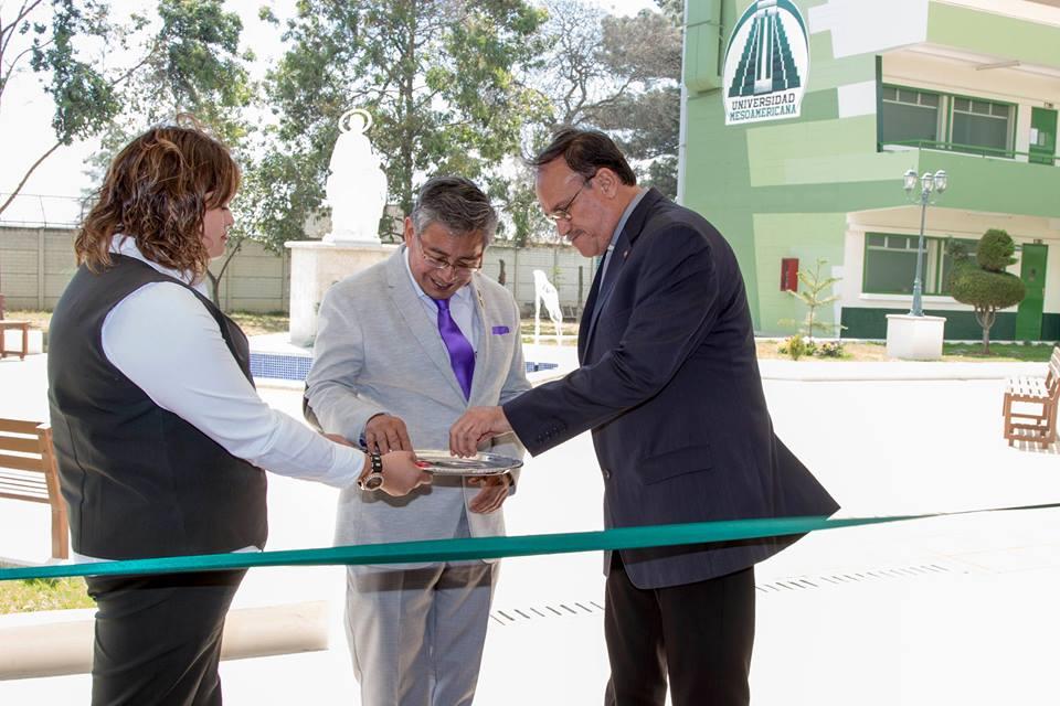 Inauguración Edificio Facultad de Medicina – Sede Quetzaltenango