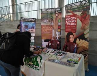 Feria de Universidades Liceo Guatemala