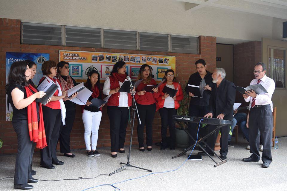 """Presentación Coro UMES – """"Día del Cariño"""""""