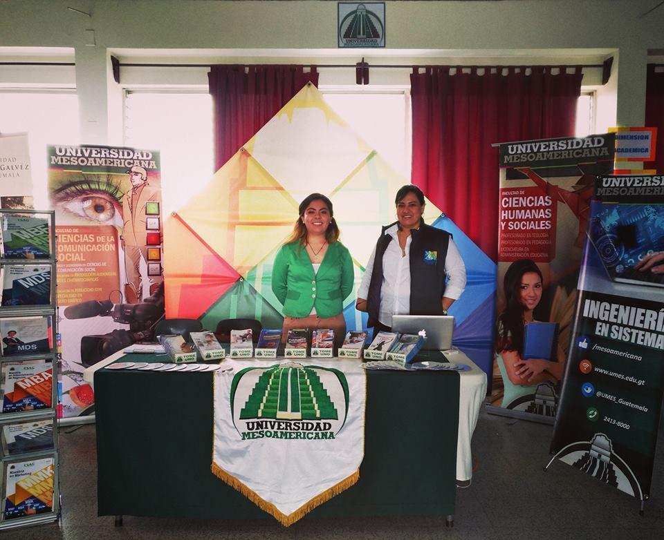 Feria de Universidades Colegio San José de los Infantes