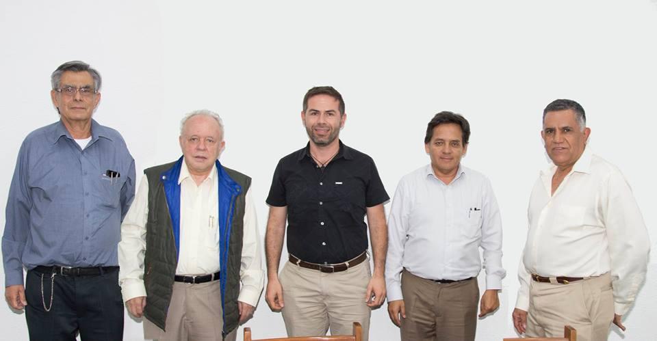 Visita del Dr. Sergio Romero, Phd en Lingüística