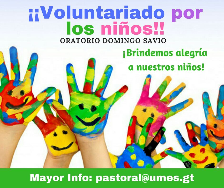 Voluntariado Oratorio Santo Domingo Savio