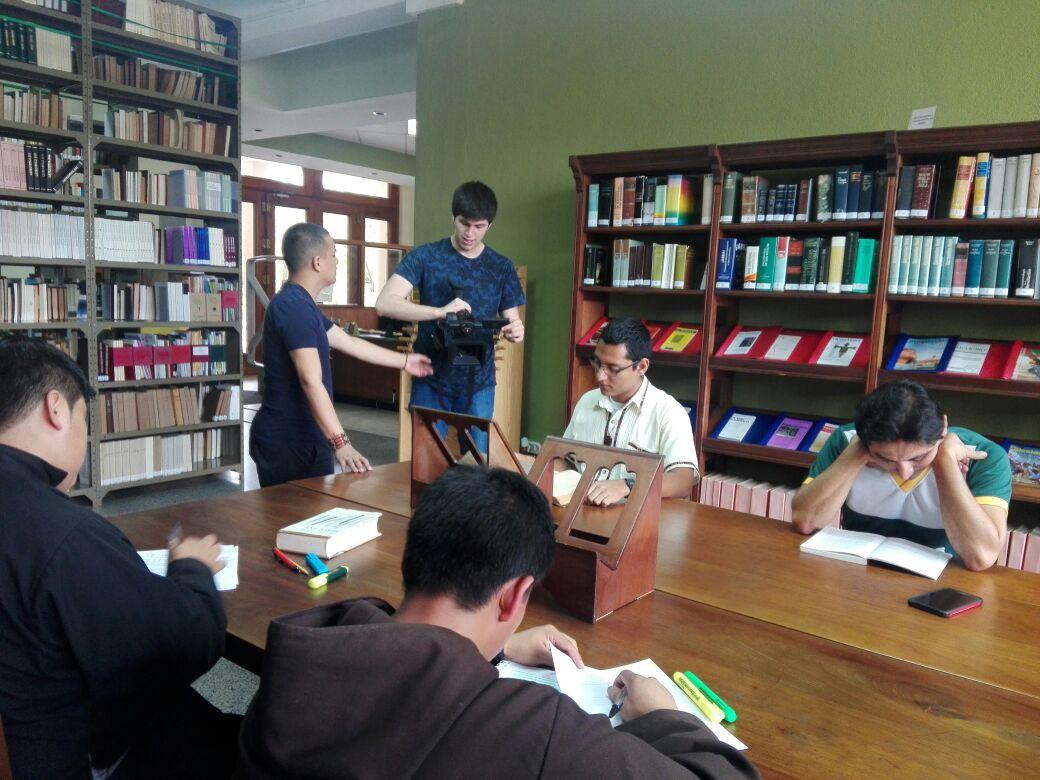 """Producción Audiovisual """"Biblioteca Mario Schiro"""""""