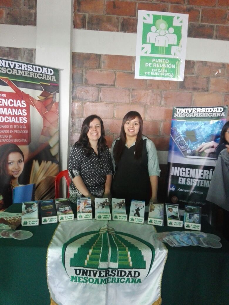 Feria de Universidades Colegio IPTCE