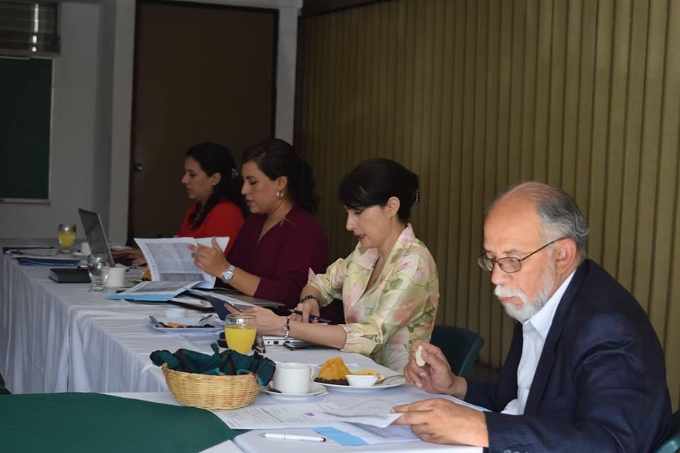 Reunión Consorcio de Universidades
