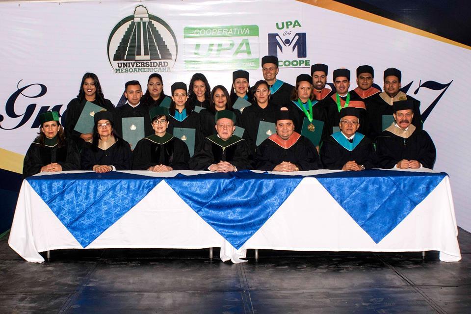 Acto de Graduación – Sede Amatitlán