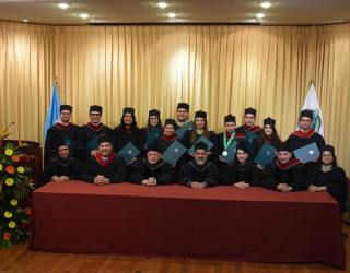 Acto de Graduación 2017