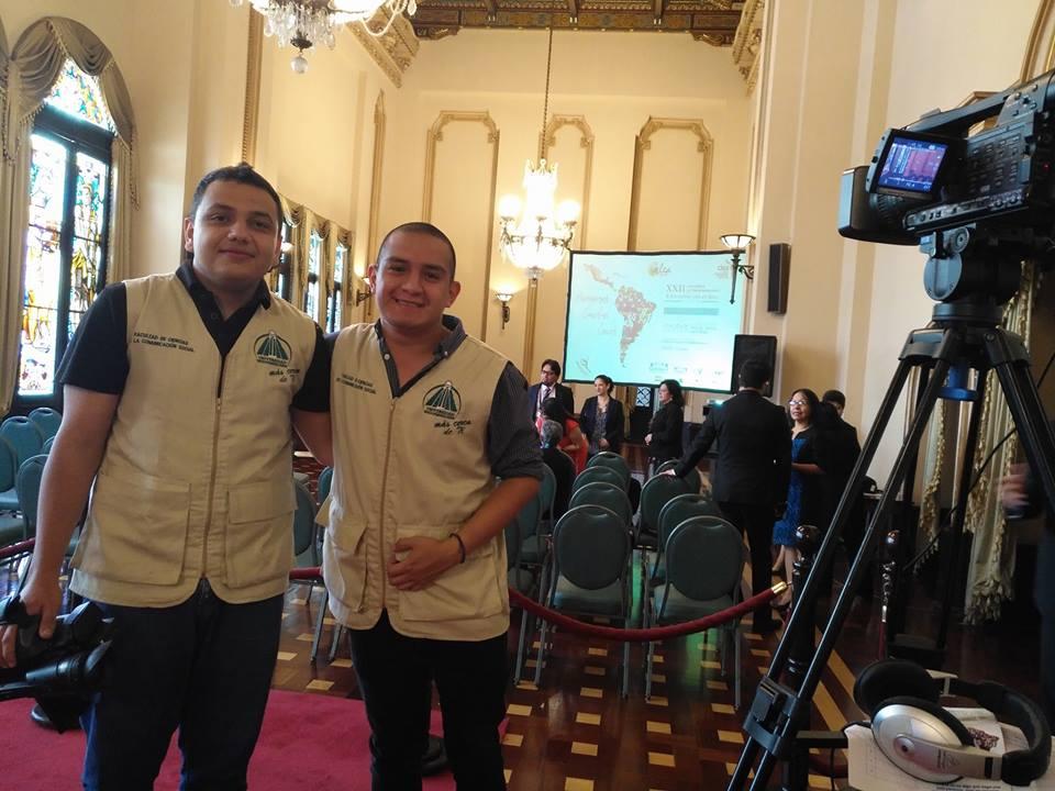 Cobertura Audiovisual Conferencia de Prensa CLEA