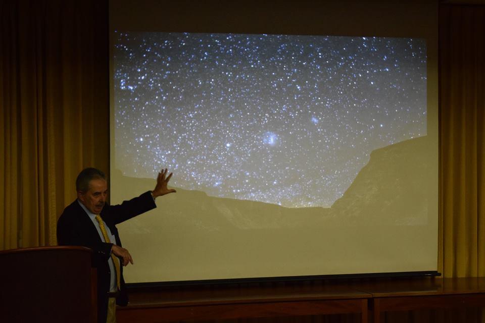 """Conferencia """"Aventura y Astrofografía"""""""