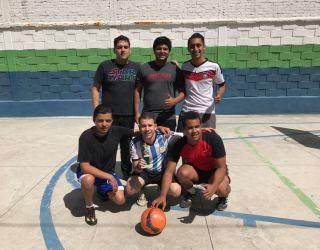 Final Copa Don Bosco