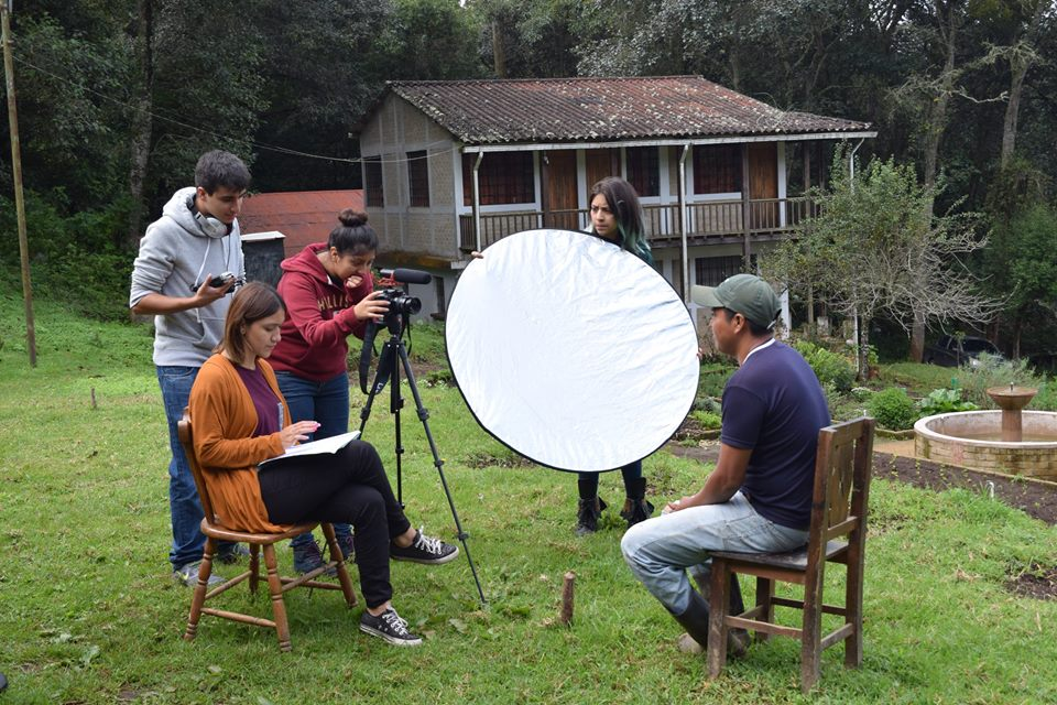 "Filmación Video Institucional ""Huerto Chikach"""