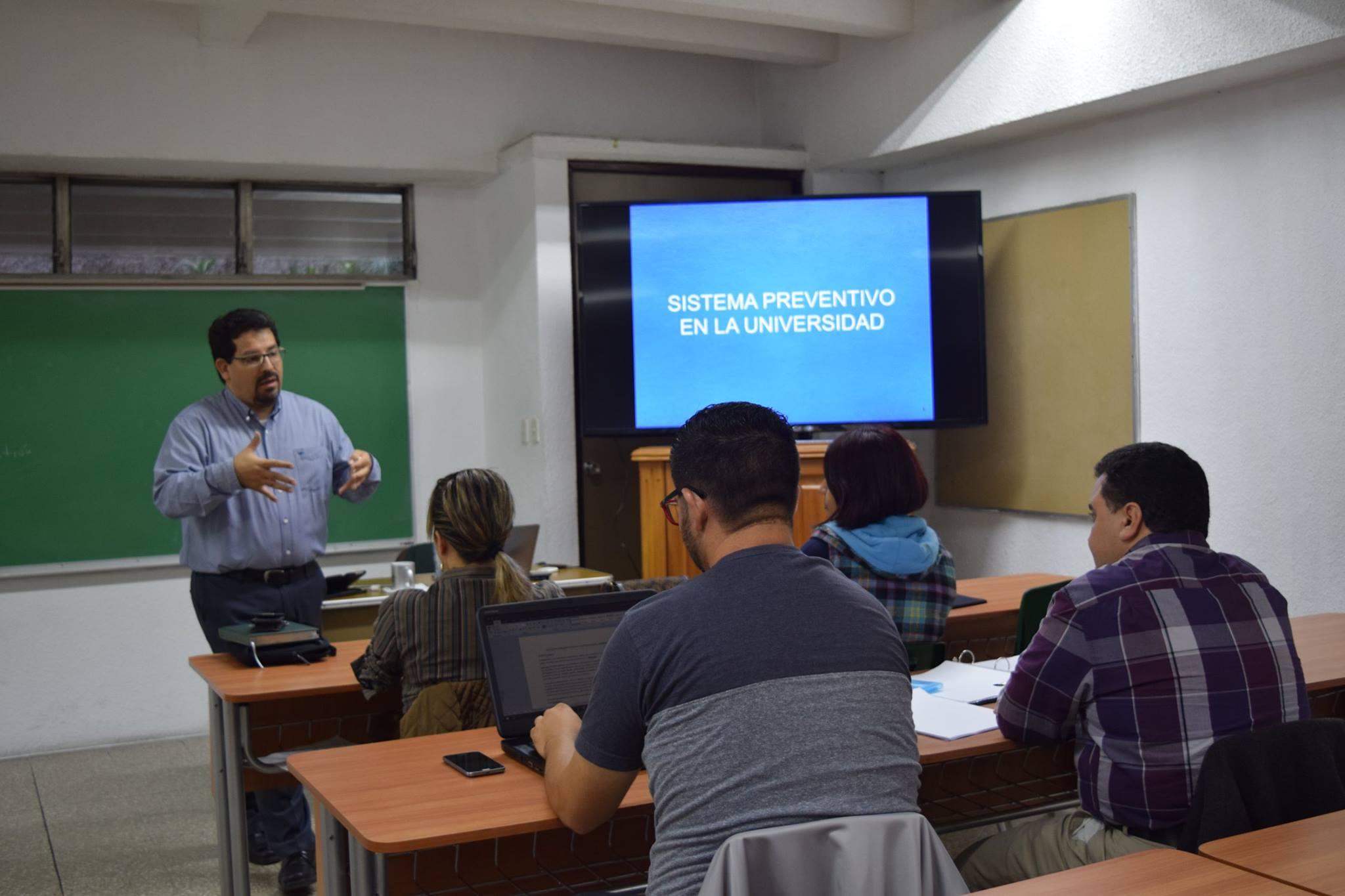 "Curso ""Sistema Preventivo de Don Bosco"""