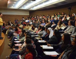 "Conferencia ""Liderazgo Pedagógico"""