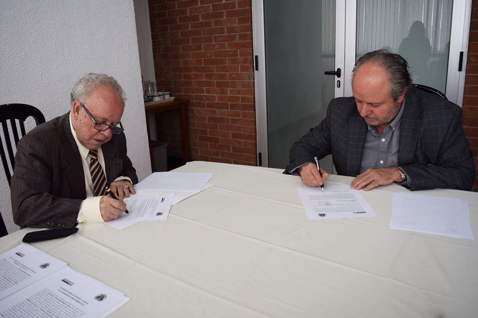 Firma de Convenio – UMES y Academ UGAP