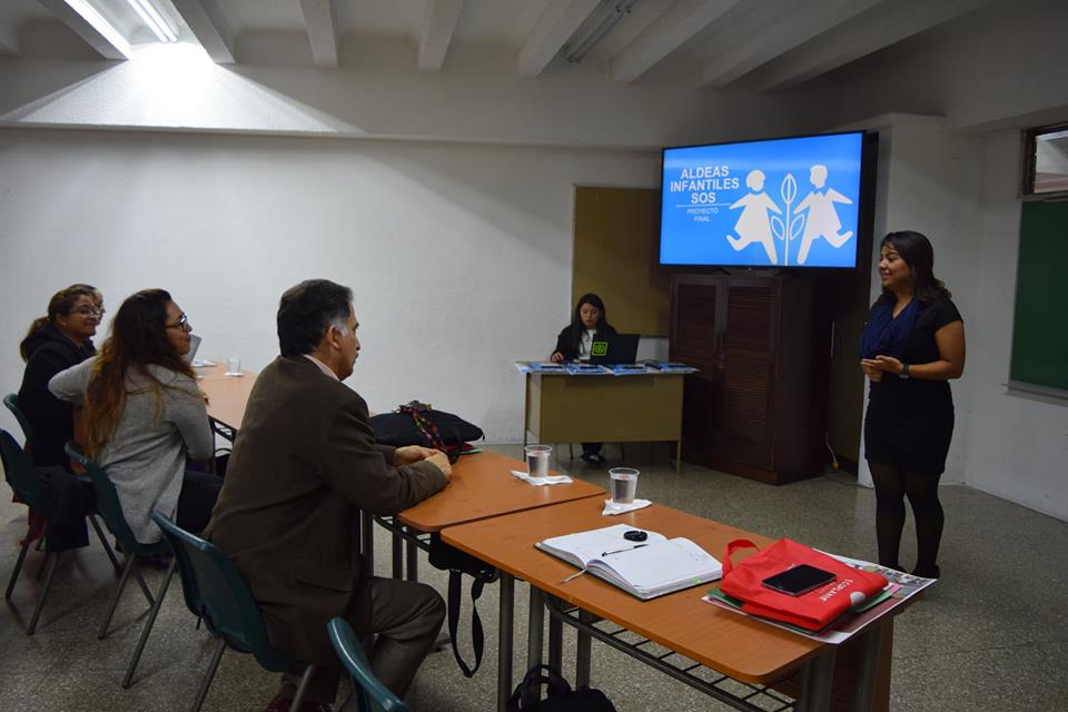 """Presentación Video Testimonial """"Aldeas Infantiles SOS"""""""