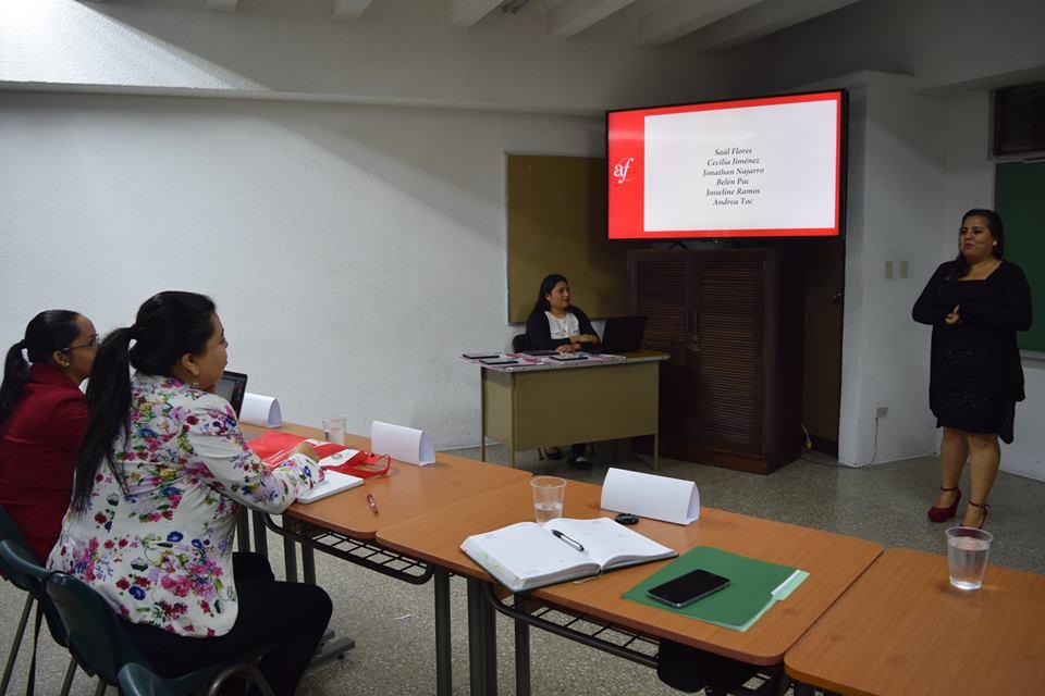 """Presentación Video Institucional """"Alianza Francesa de Guatemala"""""""